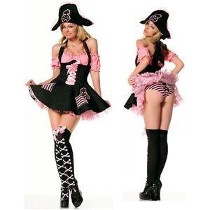 NIB Sexy Pirates Women Halloween Costume Size XS